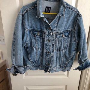 Vintage Jean Jacket GAP SUPER VERSATILE!